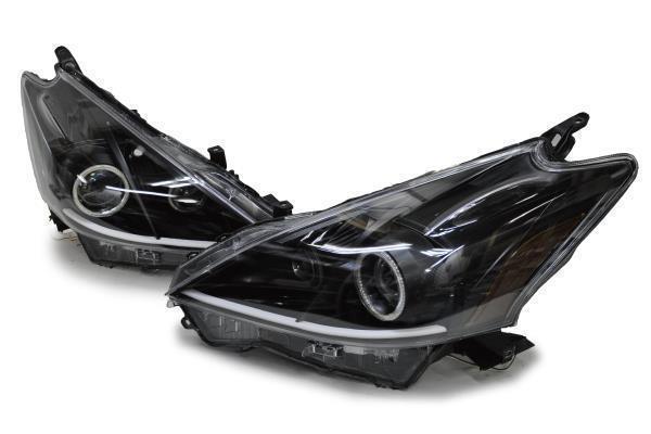 オールカープロダクツ ZVW40/ZVW41プリウスαプレミアムカスタマイズヘッドライト