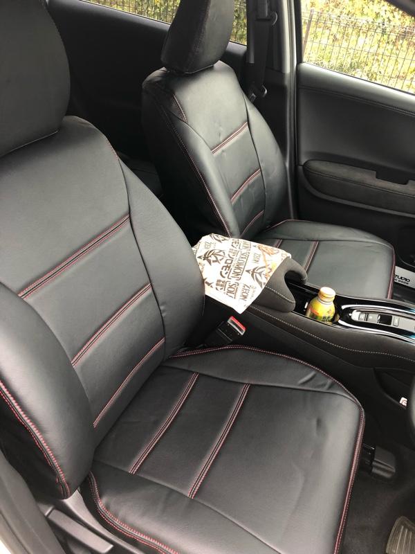 AutoWear ヴェゼル専用シートカバー