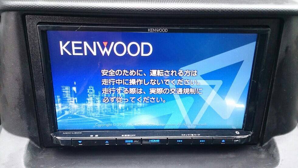 KENWOOD MDV-L504