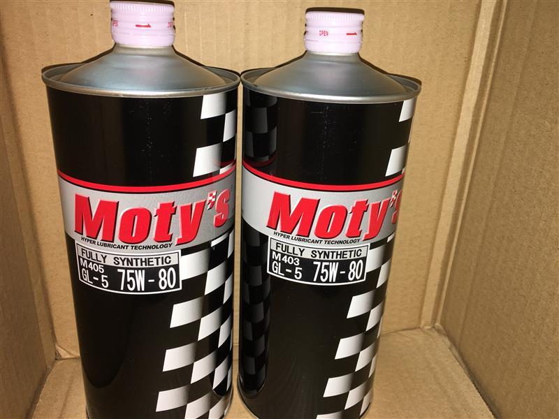 Moty's M403 75W80