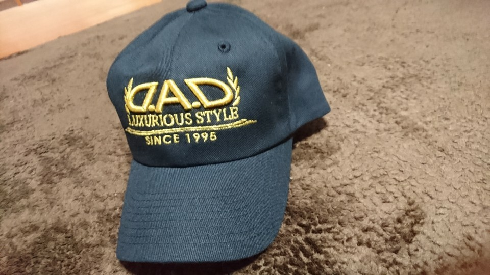 D.A.D / GARSON D.A.D キャップ MC008