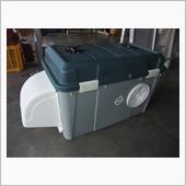 自作! HONDA EU16i 発電機用防音ボックス