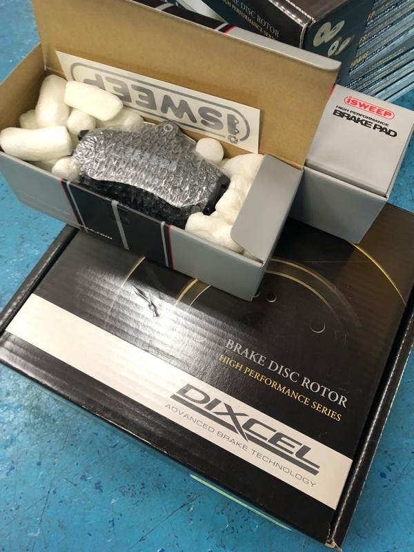 DIXCEL スリットディスクローター