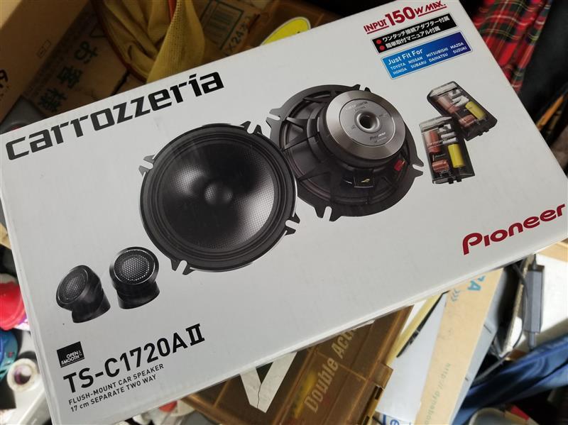 PIONEER / carrozzeria carrozzeria TS-C1720AⅡ