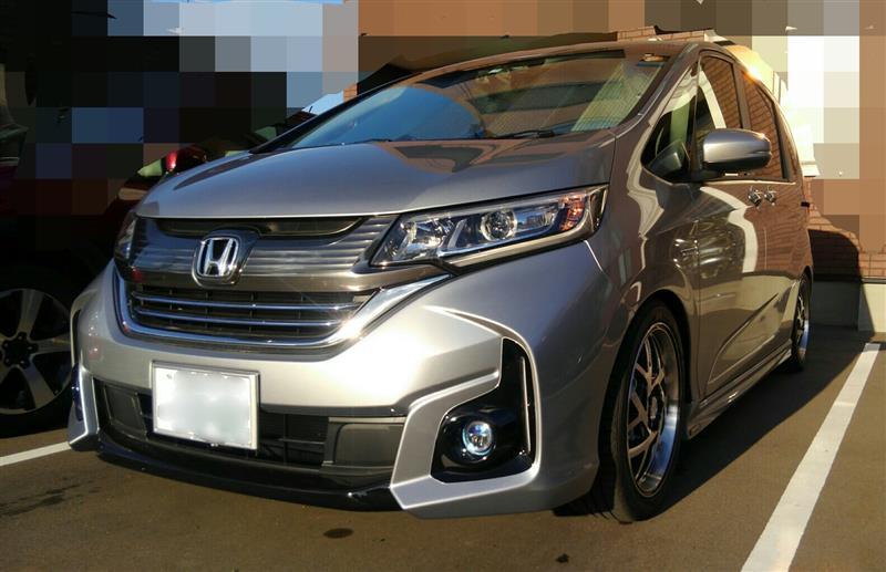 Modulo / Honda Access エアロバンパー フロント
