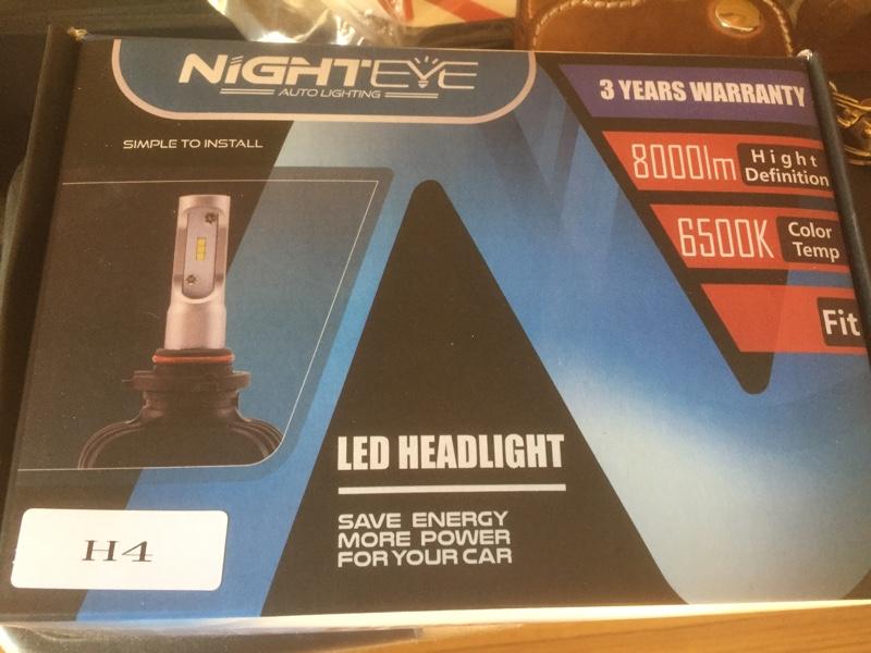 diesel H4 LED Hi&Low
