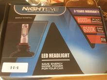 eKクラッシィdiesel H4 LED Hi&Lowの単体画像