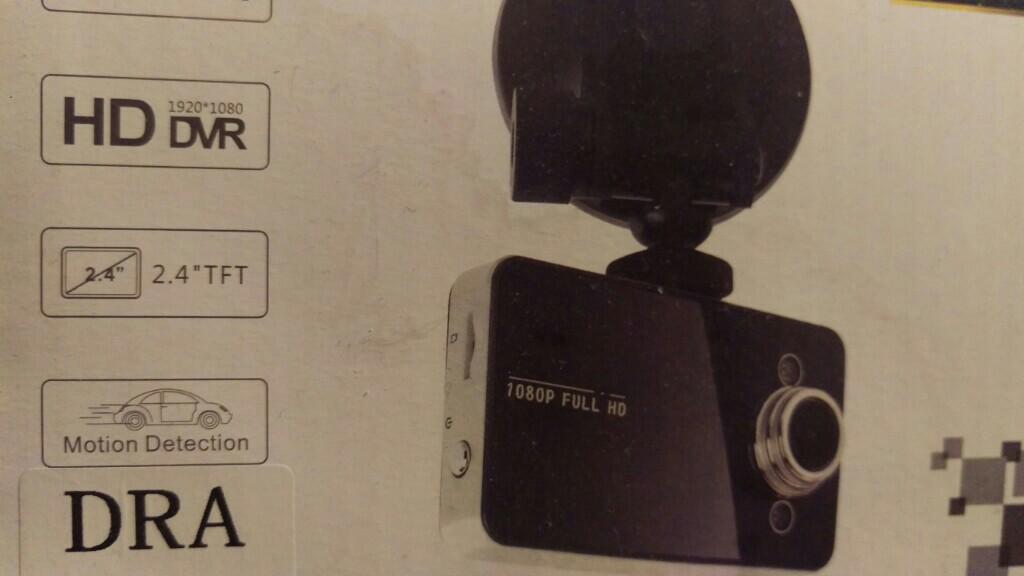 Vehicle Blackbox DVR ドライブレコーダー