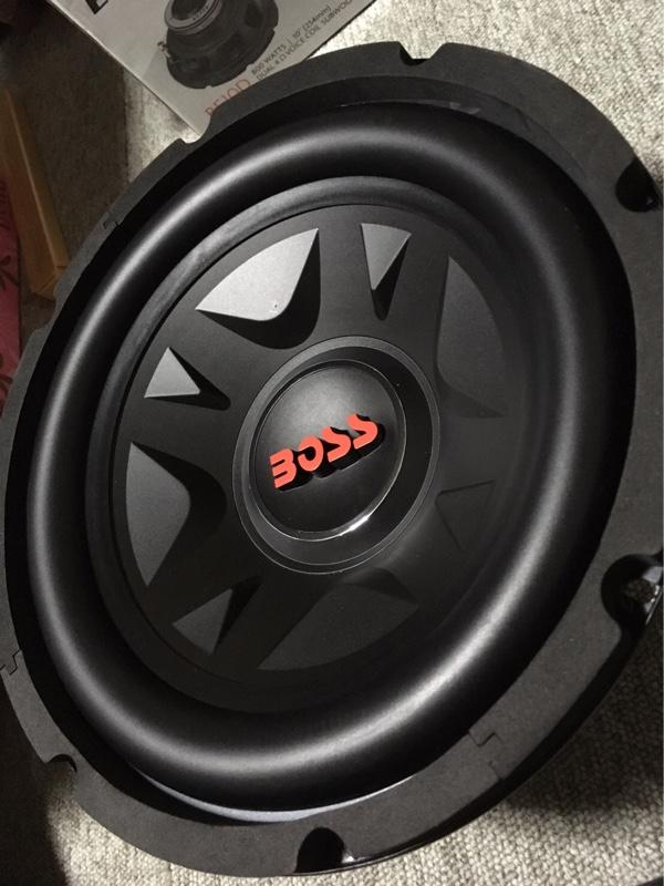 BOSS Audio Systems BASS600