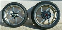 XJR1300O・Z / O・Z Racing GASS RS-A チタニウムアルマイトの全体画像