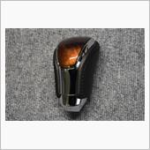 Leather Custom FIRST 純正シフトノブ本革化+ステッチ追加