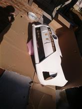 アクアG'sトヨタ純正 アクアバンパーの単体画像