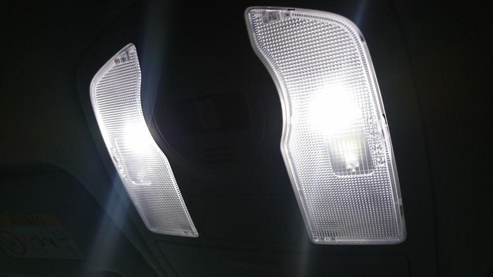 トヨタモデリスタ / MODELLISTA LEDルームランプキット