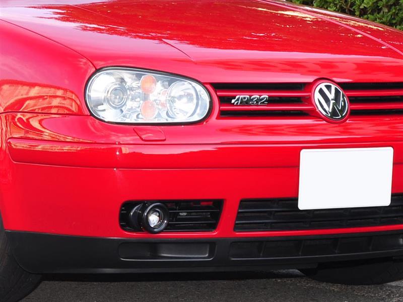 本国VolksWagen (純正) 4MOTION フロントリップスポイラー