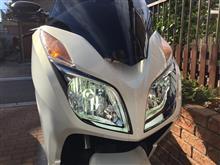 フォルツァSiAutofeel 激安販売 車用LEDヘッドライトバルブ 6th H4 9003 L/22W H/2 LED ヘッドライトの全体画像
