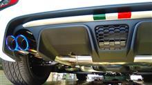 アバルト・595C (カブリオレ)フィアット(純正) レコードモンツァの全体画像