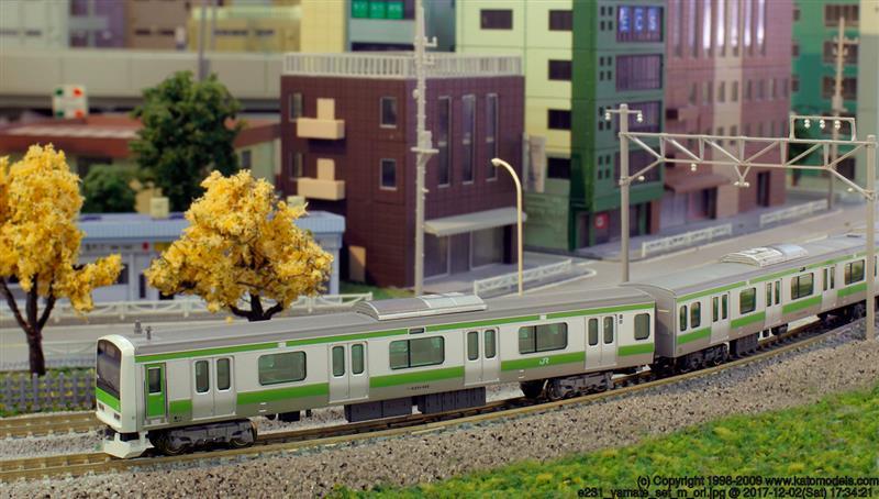 KATO E231系 500番台 山手線