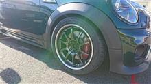 MINI CoupeRAYS VOLK RACING VOLK RACING CE28 CLUB RACERの全体画像