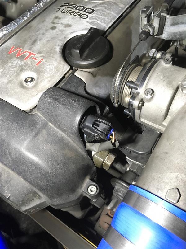 トヨタ(純正) オイルコントロールバルブ