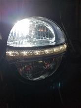 DIAVEL (ディアベル)スフィアライト ライジング2 LEDバルブの全体画像