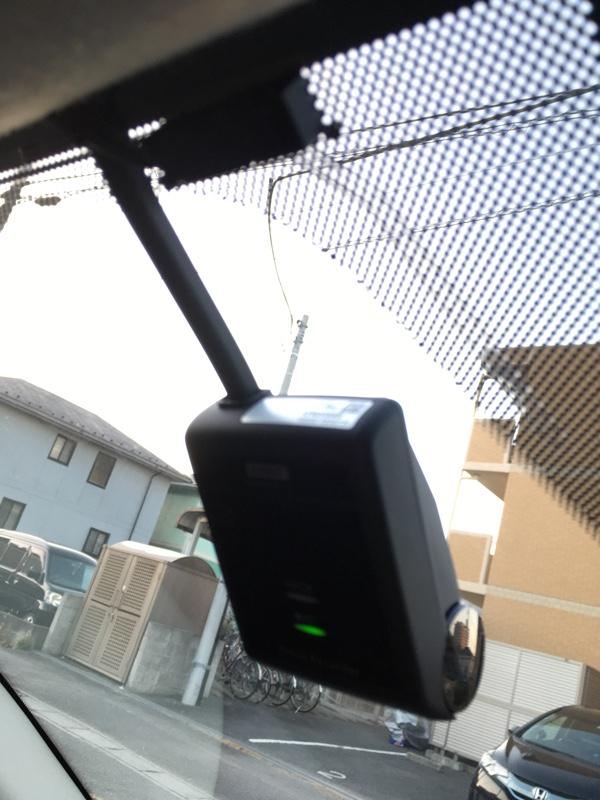 DENSO TEN / ECLIPSE マツダ純正ドライブレコーダー