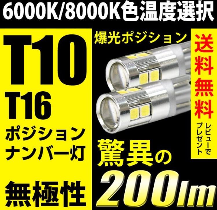 REIZ TRADING T10/T16 3030チップ
