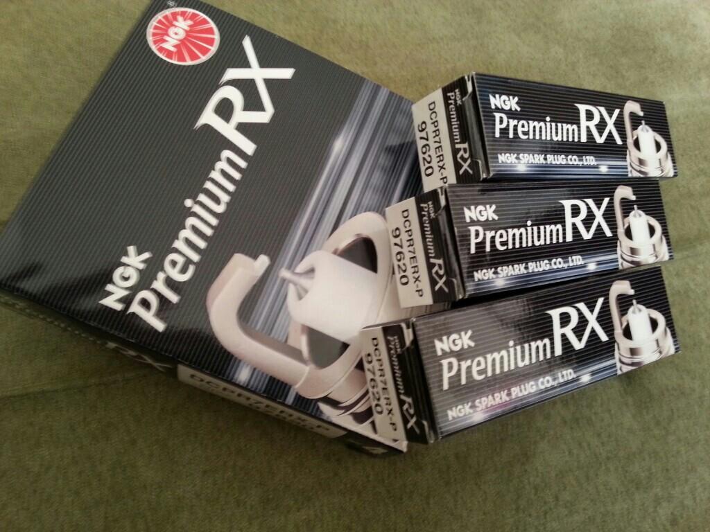 NGKスパークプラグ / 日本特殊陶業 Premium RX DCPR7ERX-P