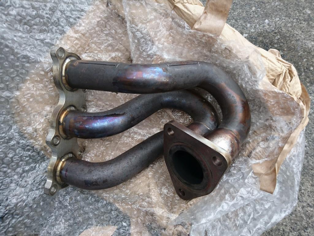 MUGEN / 無限 Exhaust Manifold