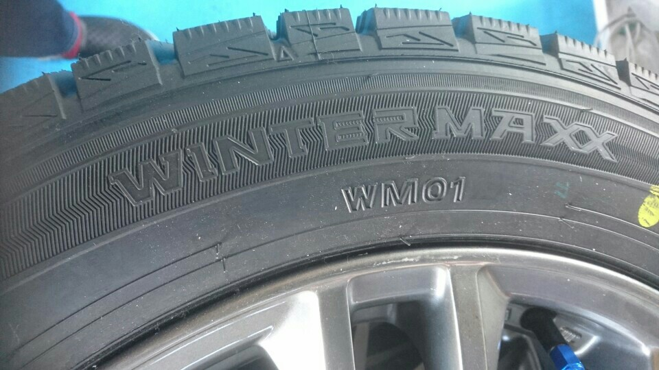 DUNLOP WINTER MAXX 01 185/60R16