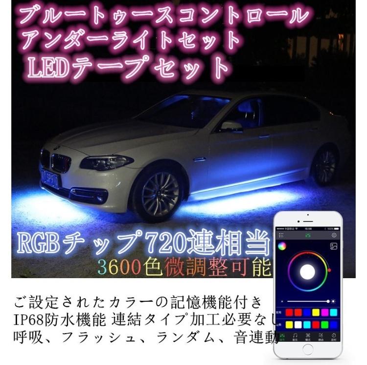 エレックシップ Bluetooth アンダーライトセット