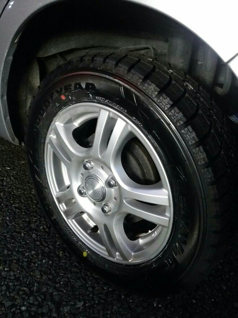 GOODYEAR ICE NAVI 6 155/65R13