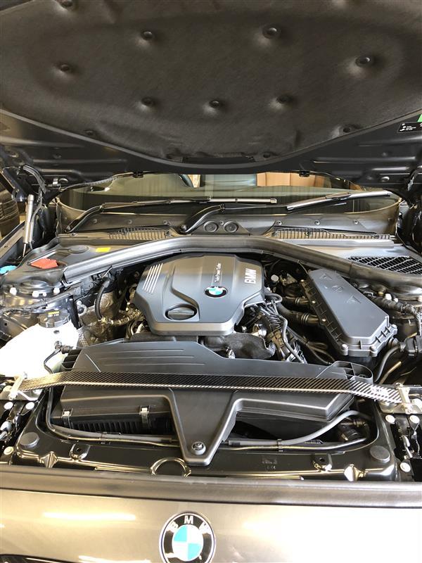 arc フロント・トップブレース Type-F タワーバーカーボン PBN087