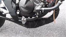 RG125Γスガヤ チャンバーの単体画像