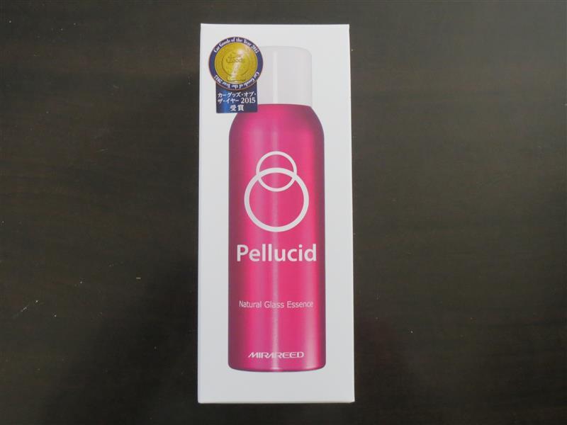 MIRAREED Pellucid ナチュラルガラスエッセンス 150ml PCD-01