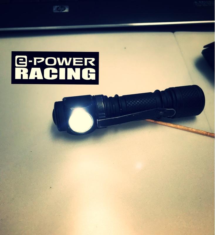 GENTOS  GENTOS LB-311 THE LEDベンディングライト