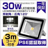 ヴァストマート LED投光器 30W