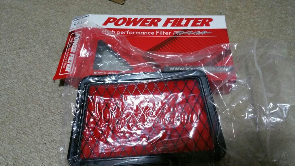 MONSTER SPORT / TAJIMA MOTOR CORPORATION POWER FILTER 2