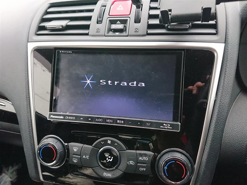 Panasonic Strada CN-RX01D