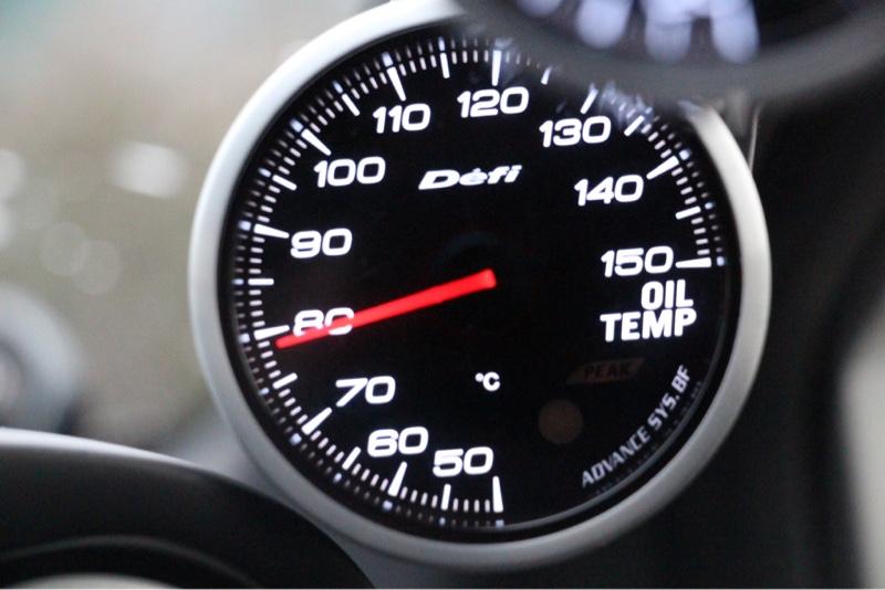 Defi Defi-Link Meter ADVANCE BF 油温計