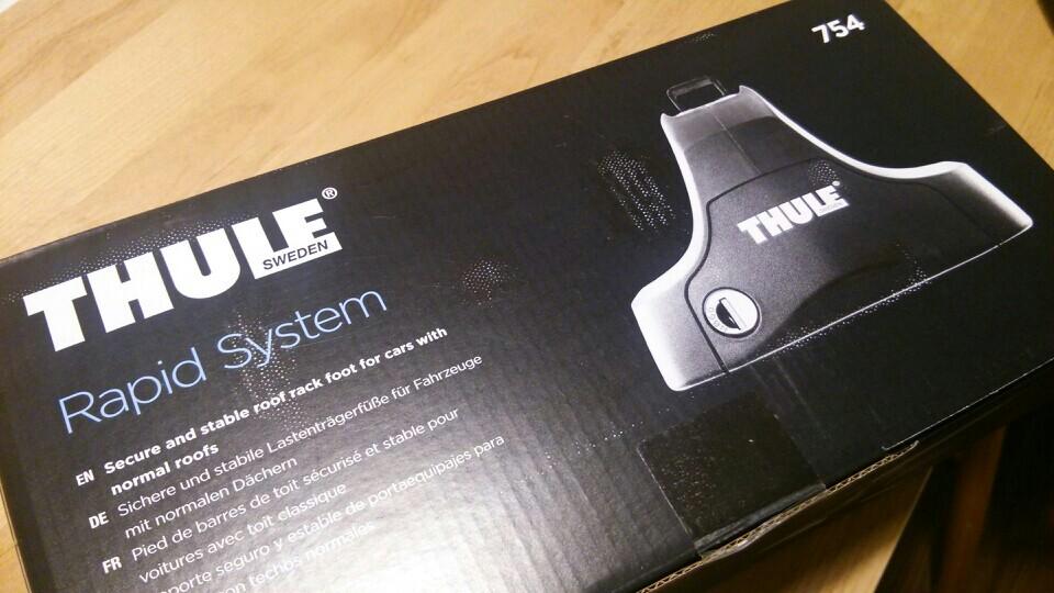 THULE ラビットシステム 754