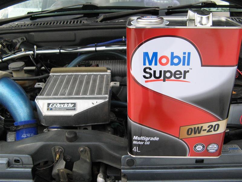 Mobil Super 0w-20