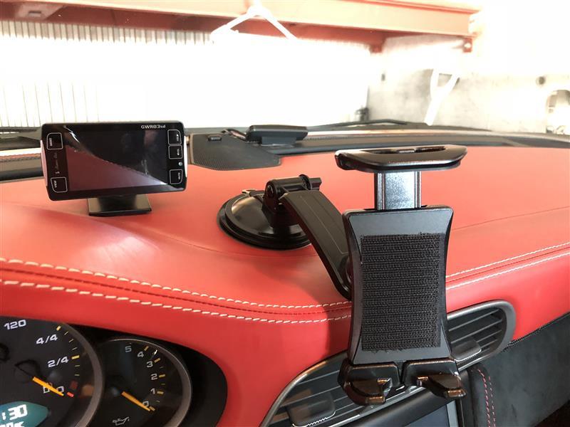 槌屋ヤック タブレットホルダー タブレットホルダーコンパクト PZ-772