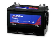 AC Delco Marine Maintenance Free (Voyager Battery)