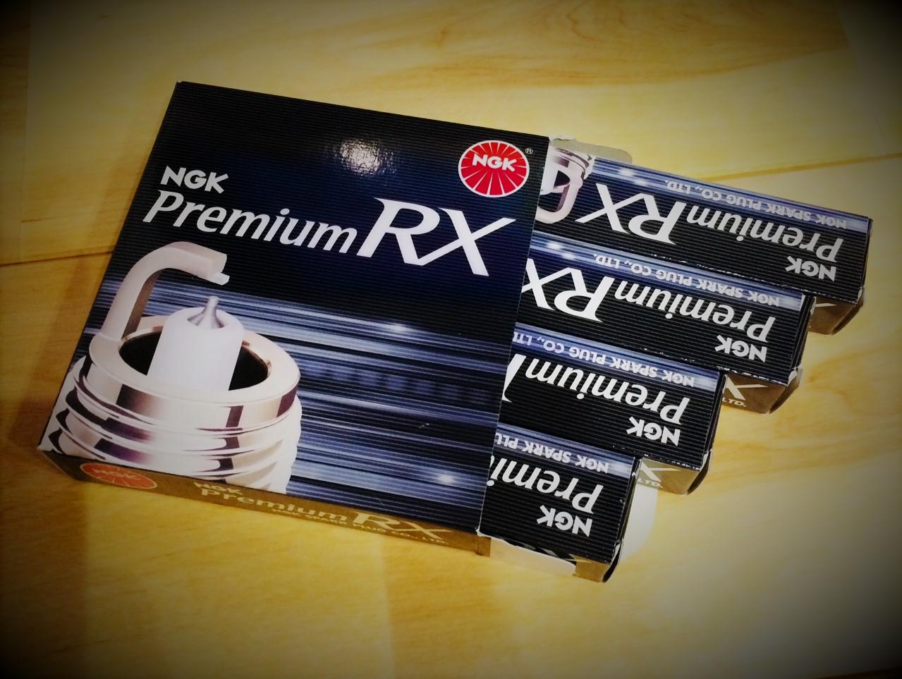 NGKスパークプラグ / 日本特殊陶業 Premium RX LKAR7ARX-11P