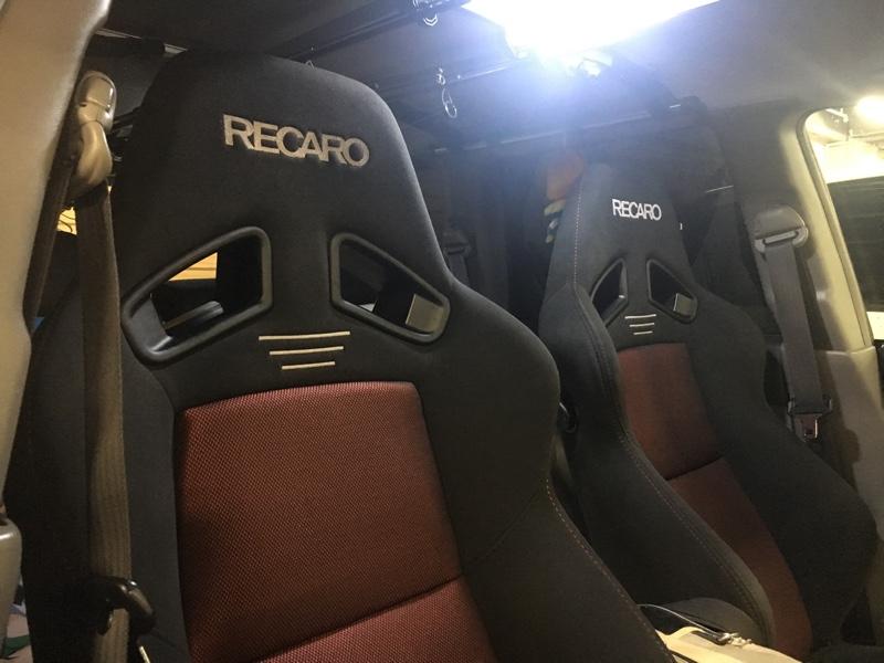 RECARO SR-7 GK100