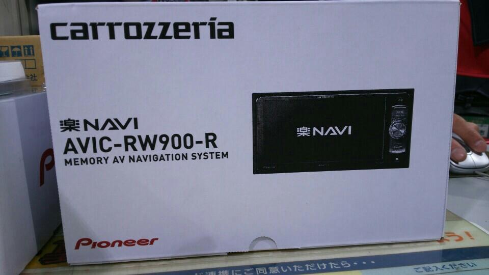 PIONEER / carrozzeria AVIC-RZ900-R