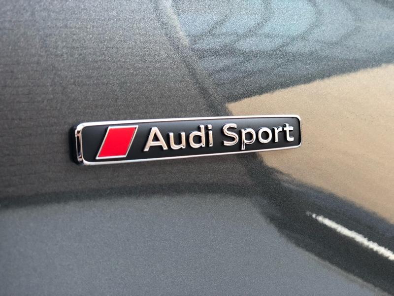 Audi AG Audi Sport Logo Emblem