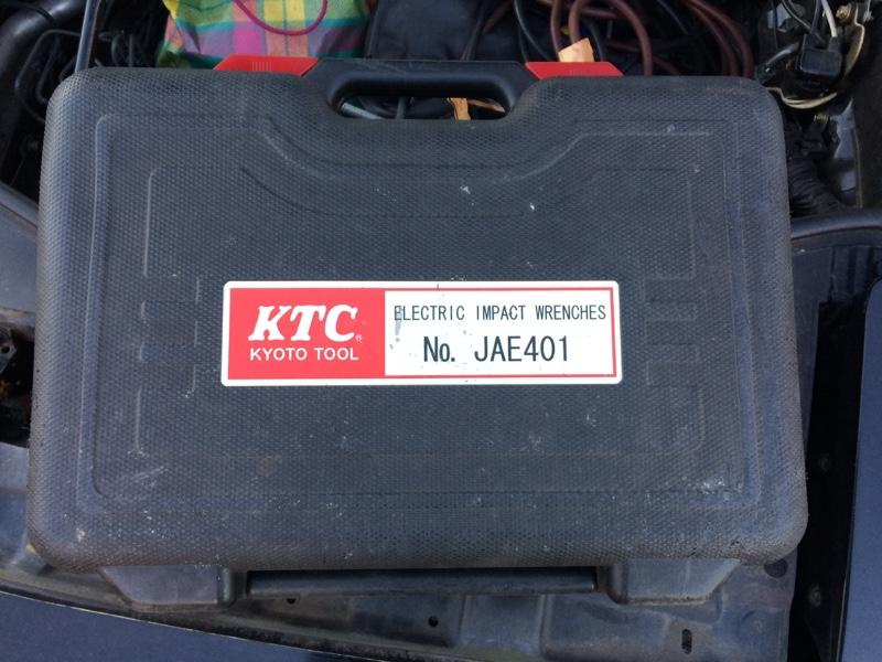 KTC / 京都機械工具 12.7sq.ホイールナット専用コードレスインパクトレンチ JAE401 / JTAE424