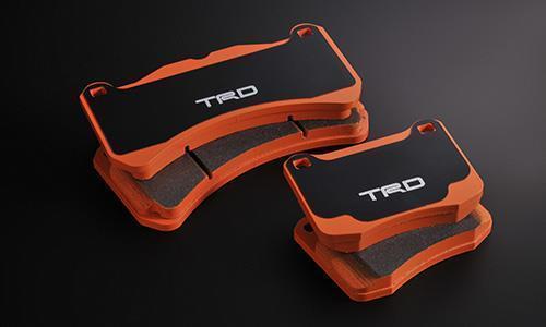 TRD / トヨタテクノクラフト TRD ブレーキパッド