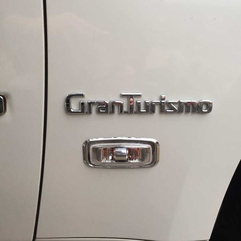 日産(純正) グランツーリスモ エンブレム